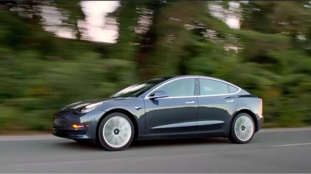 Tesla Model 3 Performance To Get New Track Mode
