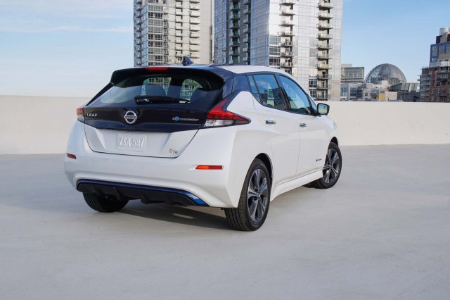 2019 Nissan Leaf Plus 2020 Mini Cooper S E More Fuel